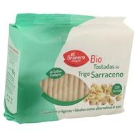 Tostadas de Trigo Sarraceno con Sal Sin Gluten BIO