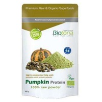 Raw Organic Pumpkin Protein