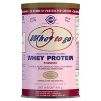 Whey To Go Proteína