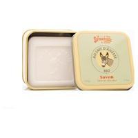 Mydło Metalowe pudełko Organic Milk Donkey Milk