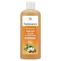 Gel de ducha con Argán  y Flor de Naranjo