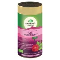Tulsi Sweet Rose a granel