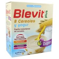 Blevit Plus Duplo 8 Cereals and Yogurt 5m +
