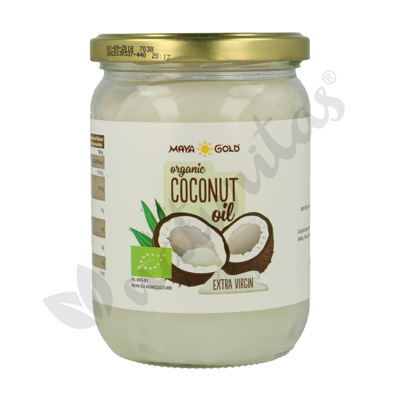 OrganicNaturitas Pack Aceite G 2x De Coco 450 Maya Gold b76Ygyvf