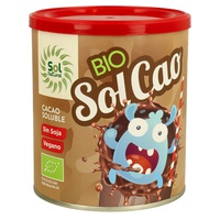 Solcao Cacao Soluble