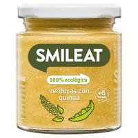 Vegetable Jar with Quinoa