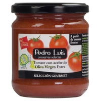 Tomate con Aceite de Oliva Virgen Extra