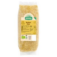 Organic Fine Wheat Bulgur