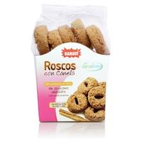 Roscos de Canela sin Azúcar Añadido - Sanalínea