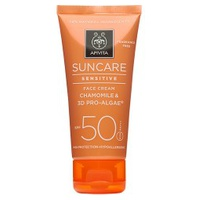 Sensitive Skin Facial Sun Cream SPF50