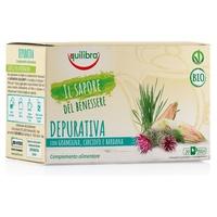 Té de hierbas purificante biológico