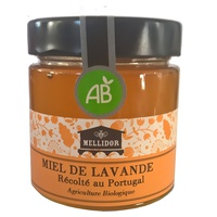 Organic lavender honey from Provence