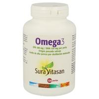 Omega 3 120 perlas de 1200 mg de Sura Vitasan