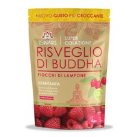 Awakening of raspberry buddha