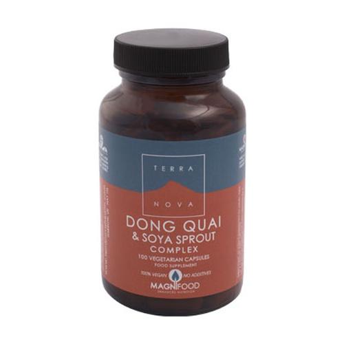 Dong Quai y Brotes de Soja Complex Female Support
