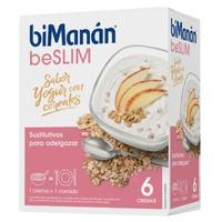 Crema Sustitutiva de Yogurt con Cereales