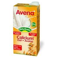 Bebida de Avena y Calcio Bio