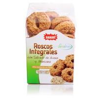 Roscos Avena y Manzana