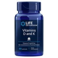 Vitamine D et K