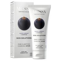 Skin Solutions Exfoliante purificante de carbón