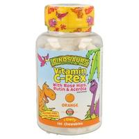 Vitamina C-Rex (Orange)