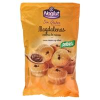Glutenfreie Muffins (Gefüllte Schoko)