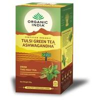 Zielona herbata Ashwagandha