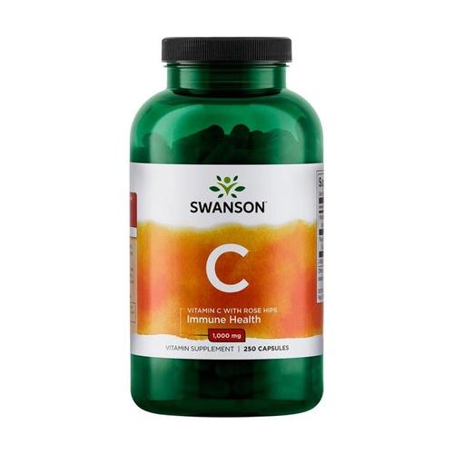 Vitamina C con Extracto de Escaramujo 1000 mg