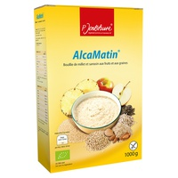 AlcaMatin, organic breakfast