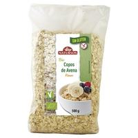 Fine gluten free oat flakes