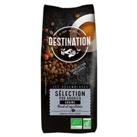 100% Arabica grain selection