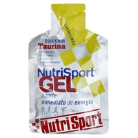 Taurine gel (lemon flavor)