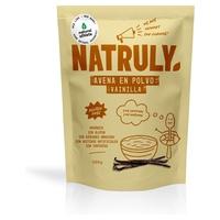 Vanilla oatmeal powder