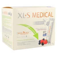 Xls Medical Captagrasas