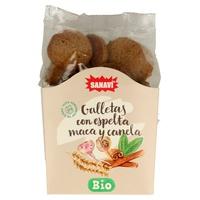 Galletas de Espelta con Maca y Canela