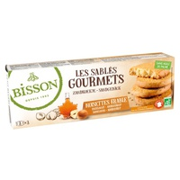 Galletas Gourmets de avellana