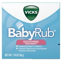 Vicks babyrub