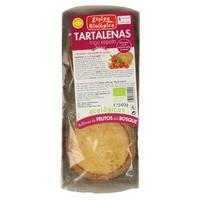 Tartalenas de Espelta Rellenas de Frutas del Bosque Eco