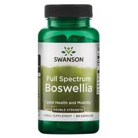 Boswellia a spettro completo, doppia forza 800 mg