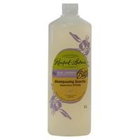 Shampooing-douche Olive-lavandin, à l'huile d'olive BIO