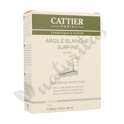 Arcilla Blanca Superfina 200 gr de Cattier