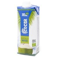 Agua de Coco Cocar Bio