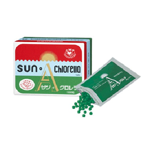 """Sun Chlorella """"A"""""""