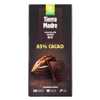 Tableta de Chocolate Negro 85% Bio