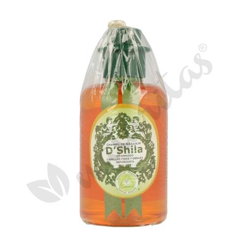 Champú Naranja (Cabellos Débiles)