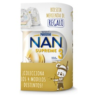 Pack nan supreme 3 (800g) + sacchetto snack