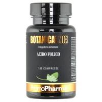 Botanical folic acid mix