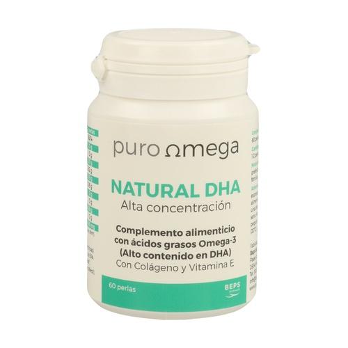 Natural DHA Alta Concentración