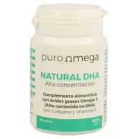 Natural DHA Alta Concentración