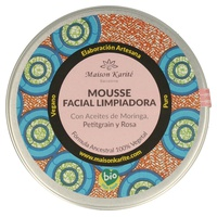 Mousse facial limpiadora